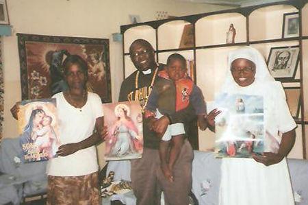 Fr. Patrick Mary Filomena, Kenya