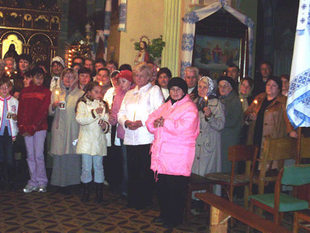 Ukraine Universal Living Rosary Association of Saint Philomena