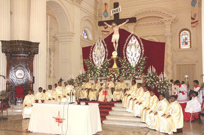 Rev. Fr. A. Uthayadas Ordination.