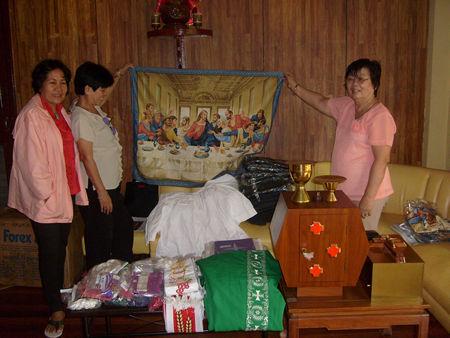 Carmelita G. Baric, San Carlos City, Negros Occidental, Philippines