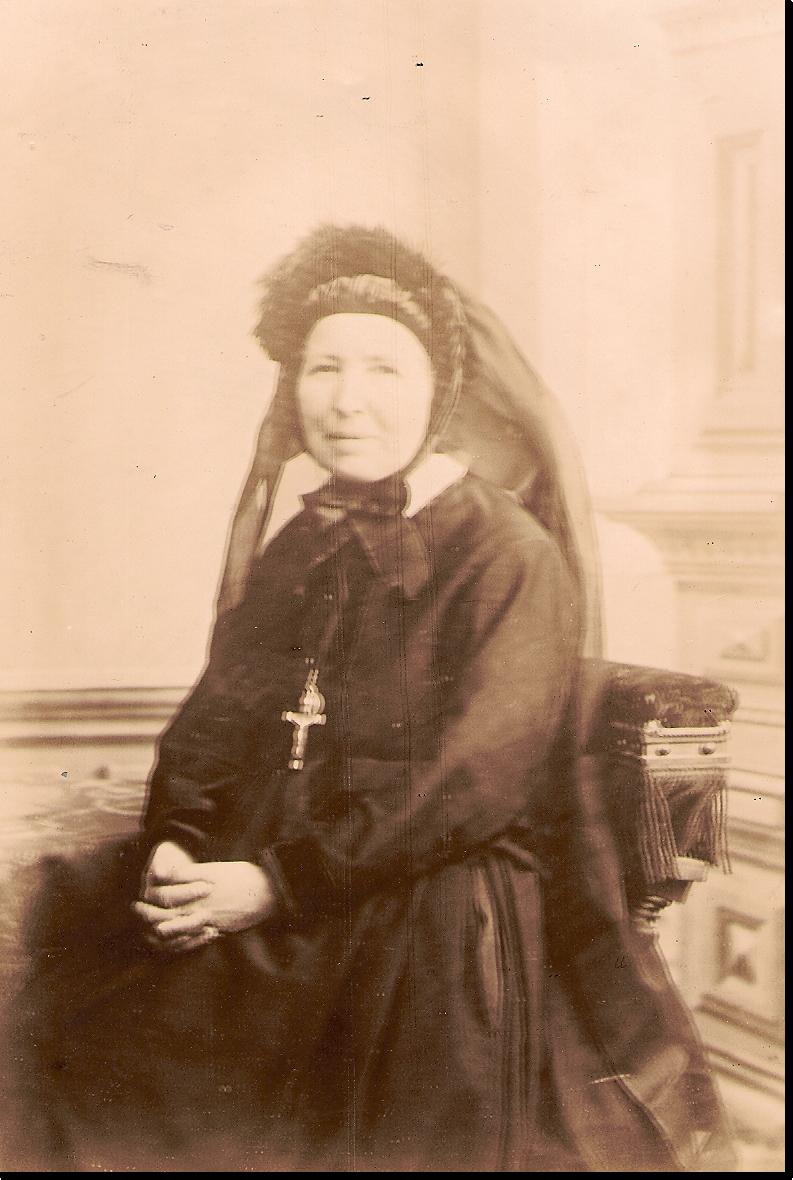 Melanie Calvat, seeress of La Salette