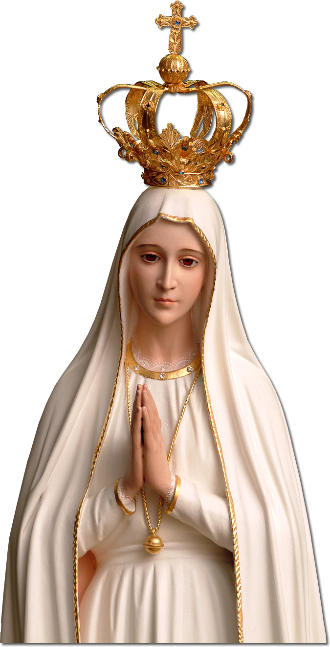 Hail Mary! Full of Grace; the Lord is with thee; blessed art thou amongst women and blessed is the Fruit of thy womb, Jesus. Holy Mary, Mother of God, pray for us sinners, now and at the hour of our death. Amen.