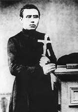 Saint Joseph Damien de Veuster of Molokai.