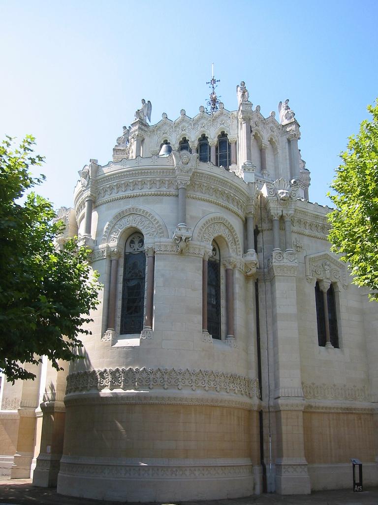 Shrine of Ars, France.