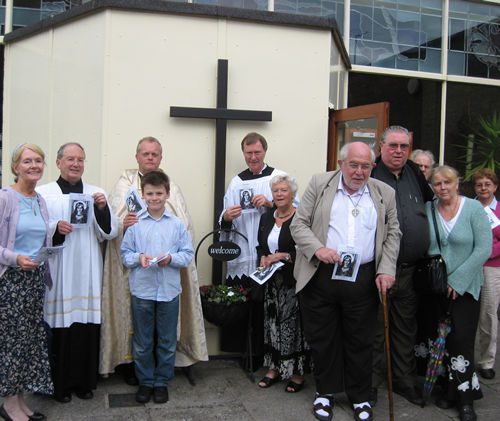 Our Lady of the Taper Catholic Church, Rev. Father Jason Jones, North Road, Cardigan, Wales, United Kingdom