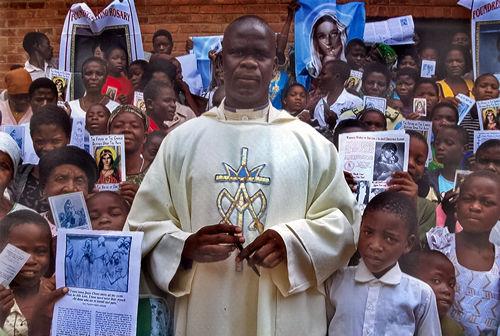 Rev. Fr Remigius Lazarus KASAWA, DP