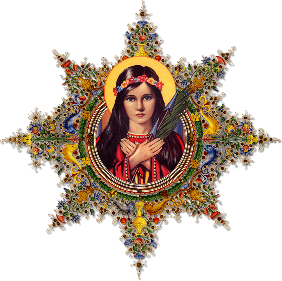 About Saint Philomena, Patroness and Protectress of the Universal ...