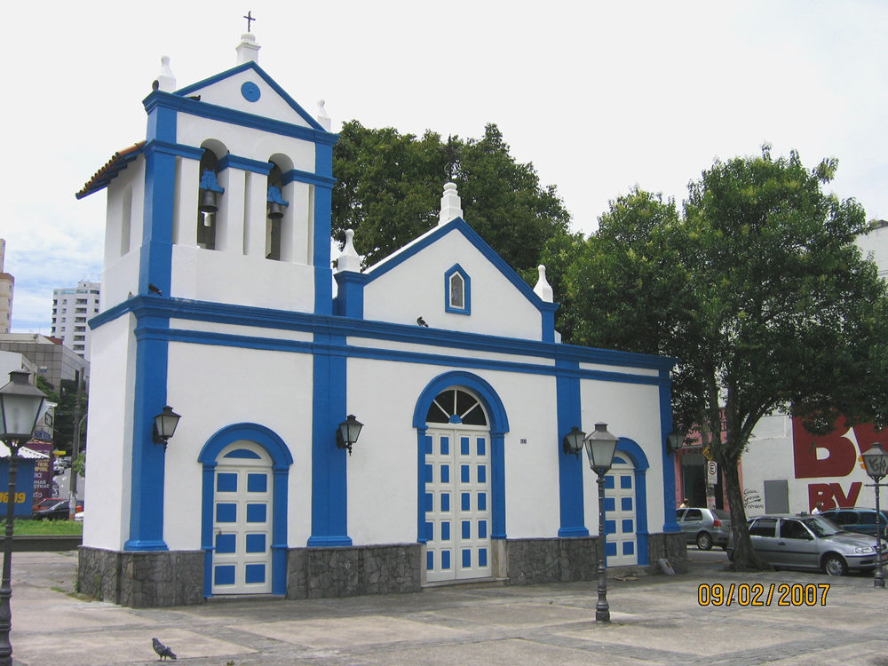 Church of Santa Filomena - Sao Bernardo do Campo, Brazil
