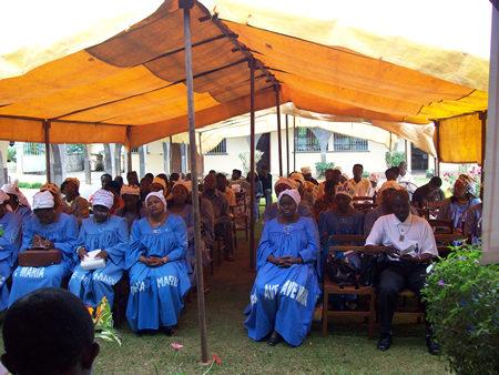 Paul E.Ekpe, St. Joseph's Anglophone Parish, Yaounde-Cameroon, Africa