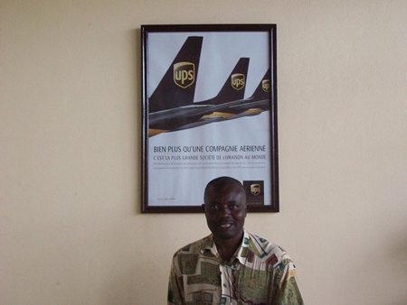 Paul E.Ekpe, Cameroon