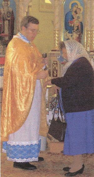 Fr. Ivan Kolodiy, Ukraine