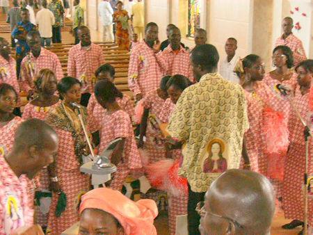 Côte D'Ivoire (Ivory Coast) West Africa.