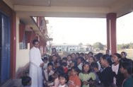 Fr. Jojo as working in China and  is a Claretian priest.