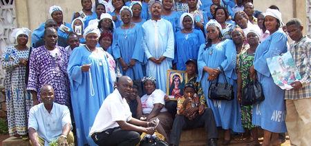 St. Joseph's Anglophone Parish , YaoundÉ, Cameroon, Africa