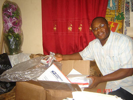 Jude Thaddeus Langeh Basebang, cmf, ThÉologat ClarÉtain, YaoundÉ, Central Province, Republic of Cameroon, Central Africa.