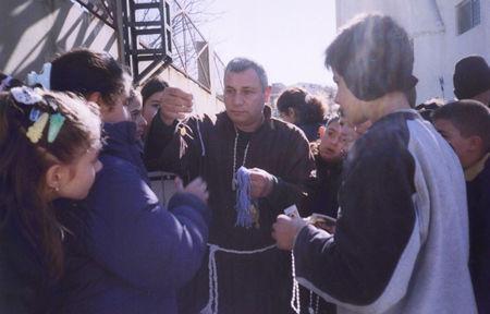 John Kayrouz, Lebanon Universal Living Rosary Association Missionary Center.