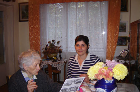 Every time when the ULRA leaflets arrive at our home we are very happy because we find out about our sisters and brothers round the world. Thank you Patti for your effort. We pray for you. Mrs. Reut Felicia reading the leaflets. She just died few weeks ago. Please pray for her departed soul because she was a stone of our persecuted Church.