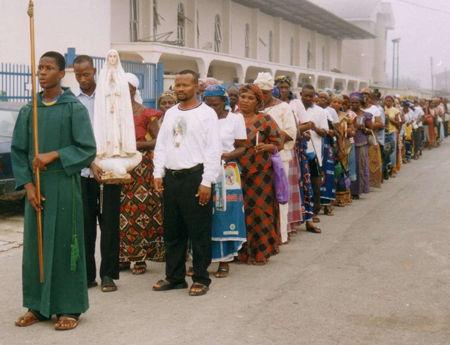 Br. Emmanuel Obele Maria, Delta State, Nigeria, West Africa