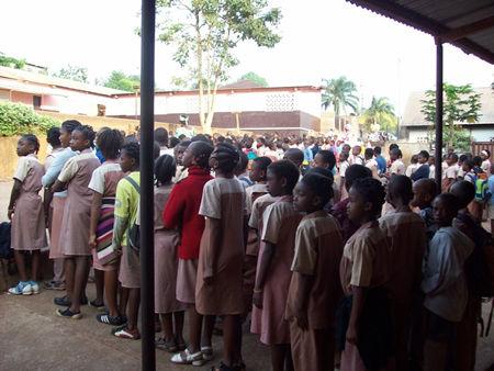 Paul E. EKpe, St. Joseph's Anglophone Parish,, Yaounde-Cameroon, Africa