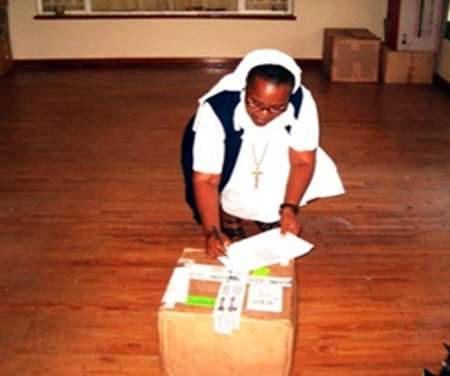 Sr Ng Irenata Biyela, Uniiversity Of Zululand, South Africa
