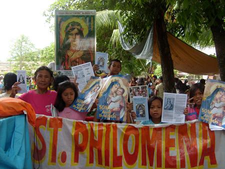 Tagbino, Vallehermoso, Negros Oriental ULRA members.