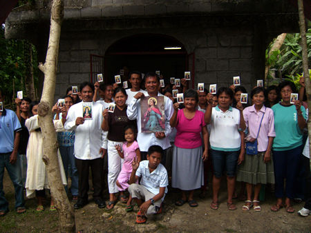 Universal Living Rosary Association of Saint Philomena Philippine Missionary Centers.